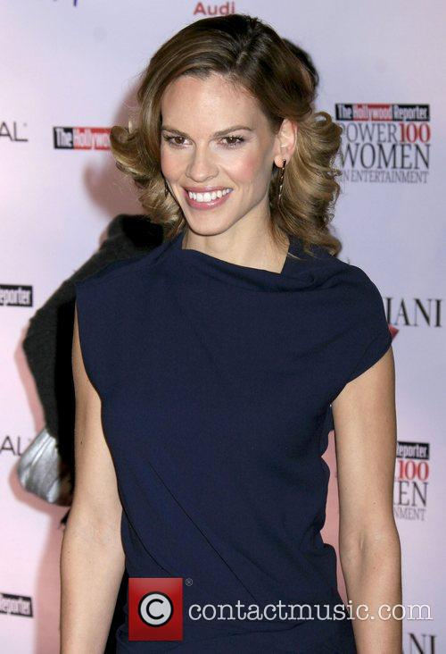Hilary Swank 'Hollywood Reporter's Annual Women in Entertainment...