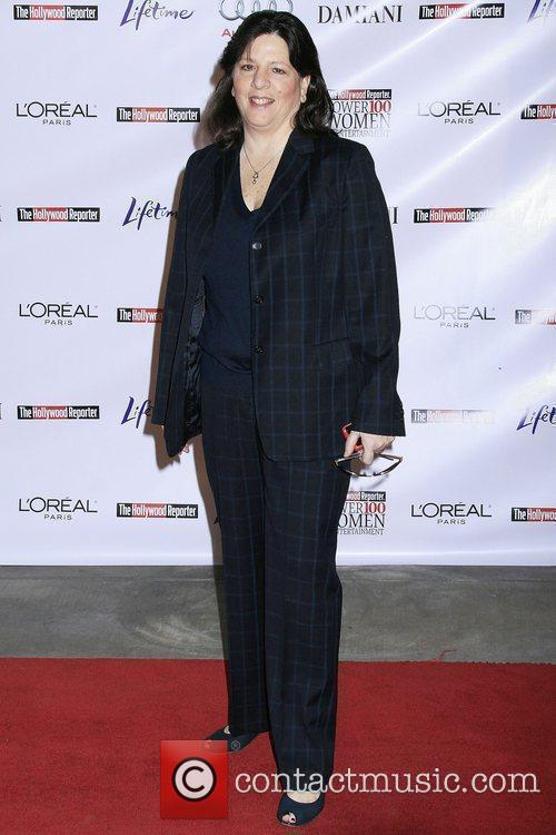 Lifetime's JoAnn Alfano 'Hollywood Reporter's Annual Women in...