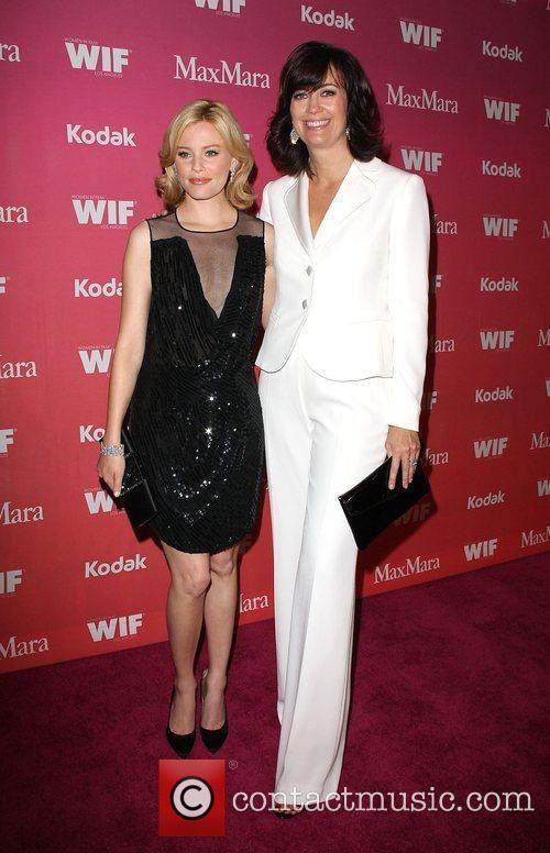 Elizabeth Banks and President Jane Fleming 2