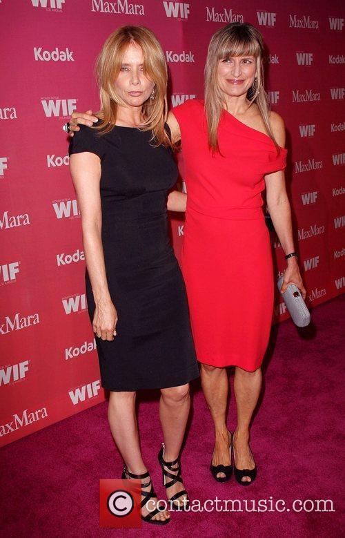 Rosanna Arquette and Catherine Hardwicke 2