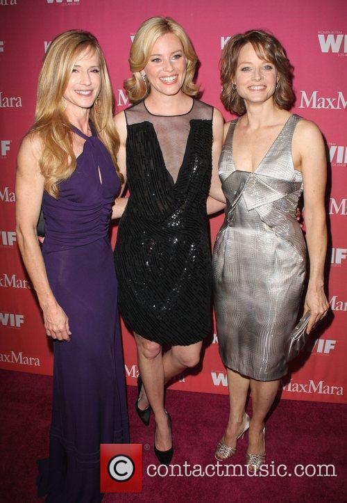 Actresses Holly Hunter and Holly Hunter 3