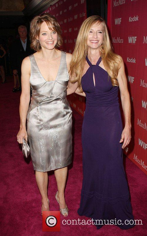 Holly Hunter and Jodie Foster 1