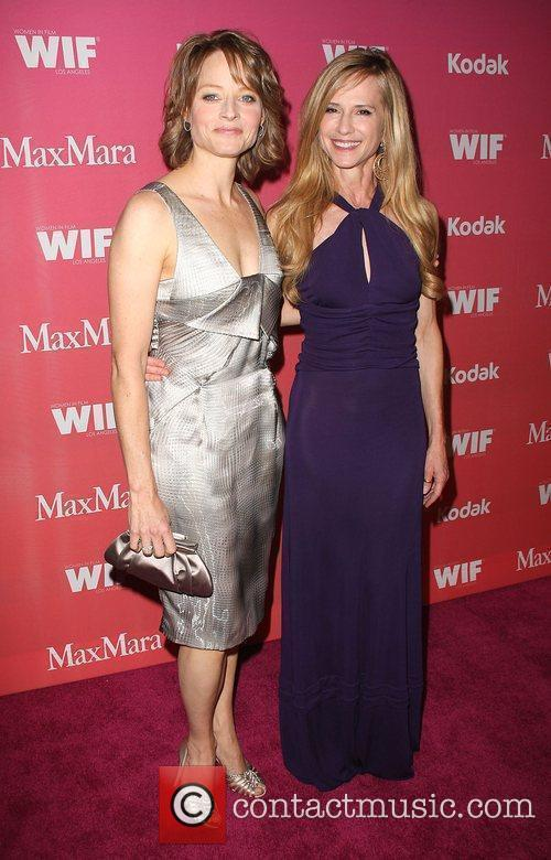 Holly Hunter and Jodie Foster 2
