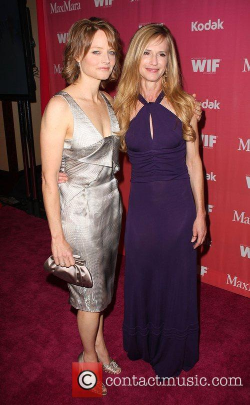 Holly Hunter and Jodie Foster 3