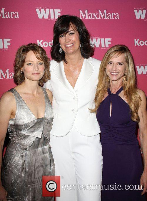 Holly Hunter, Jane Flemmings and Jodie Foster 4
