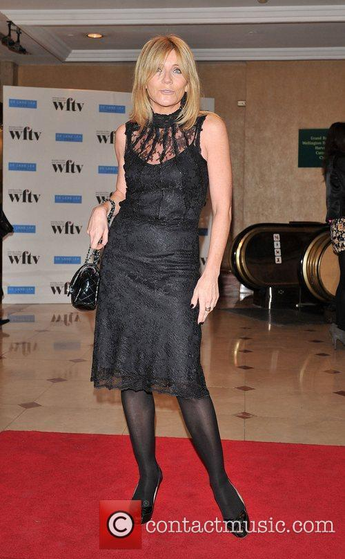 Michelle Collins Women In Film And TV Awards...