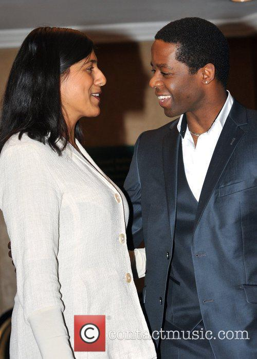 Adrian Lester and guest Women In Film And...