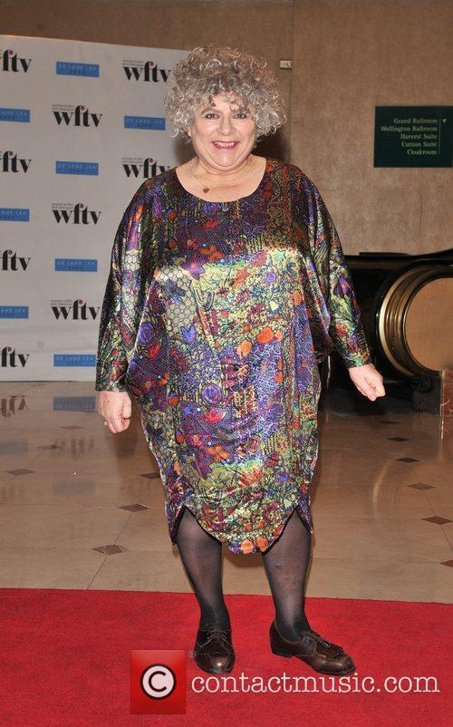 Miriam Margolyes Women In Film And TV Awards...