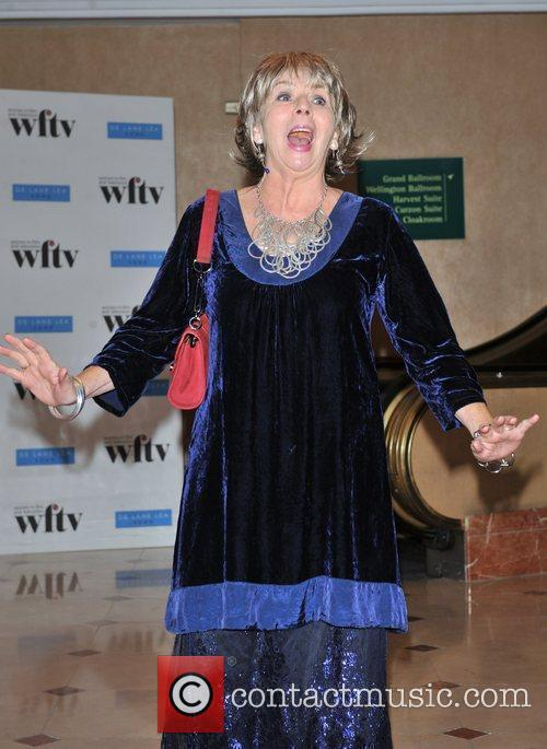 Sue Johnston Women In Film And TV Awards...