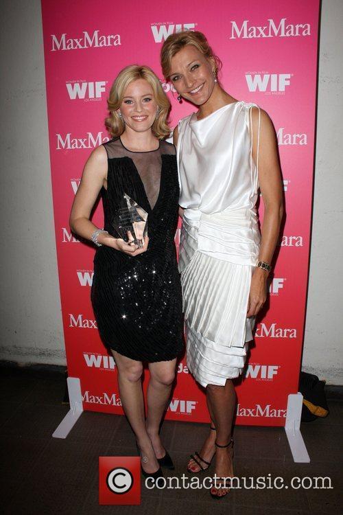 Elizabeth Banks and Nicola Maramotti 1