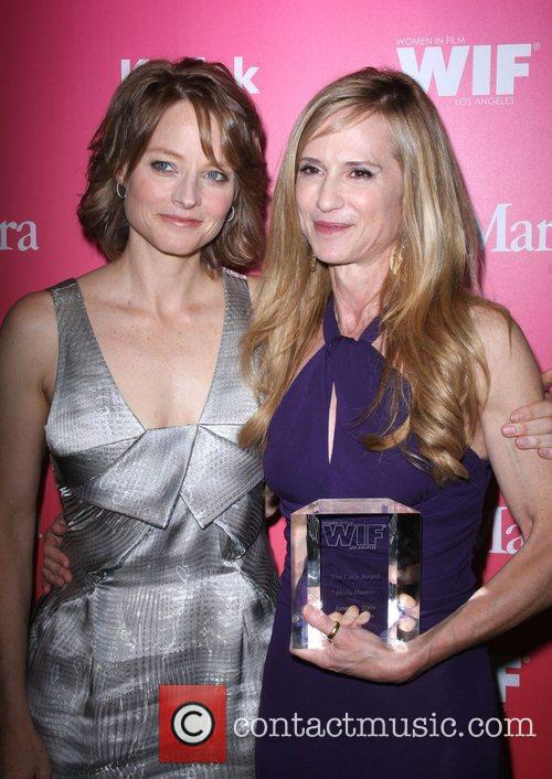 Jodie Foster and Holly Hunter 1