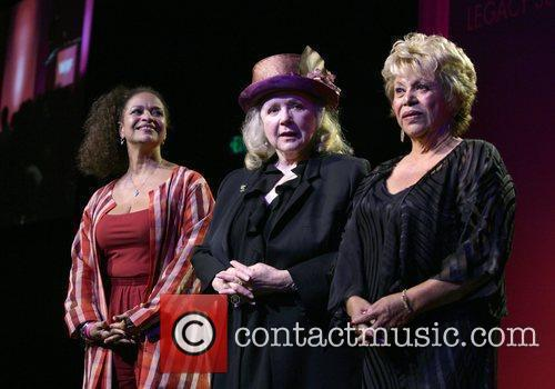 Debbie Allen, Lupe Ontiveros and Piper Laurie 5