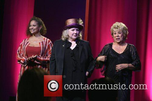 Debbie Allen, Lupe Ontiveros and Piper Laurie 2