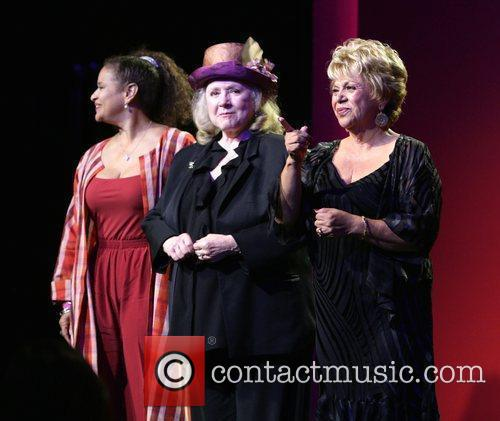 Debbie Allen, Lupe Ontiveros and Piper Laurie 6