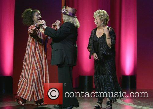 Debbie Allen, Lupe Ontiveros and Piper Laurie 4