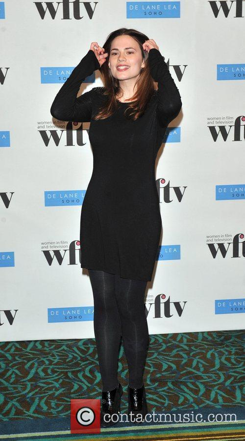 Hayley Attwell Women In Film And TV Awards...
