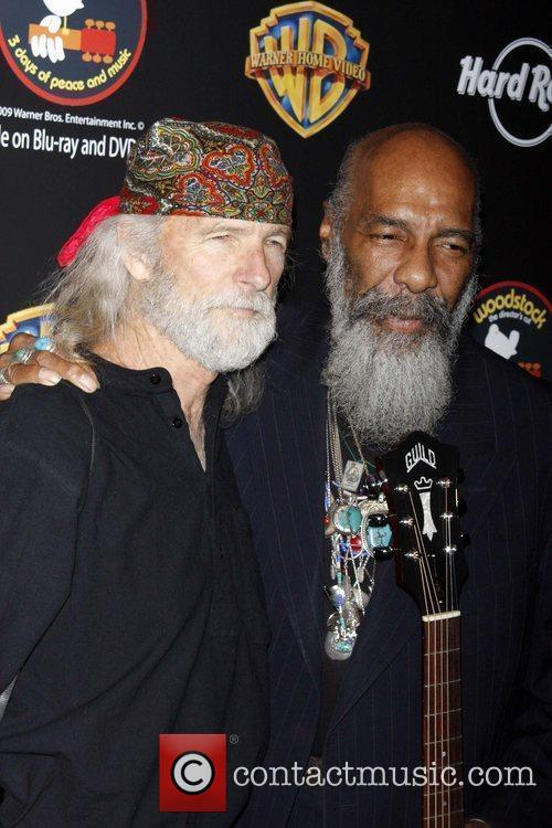 Michael Wadleigh and Richie Havens 2