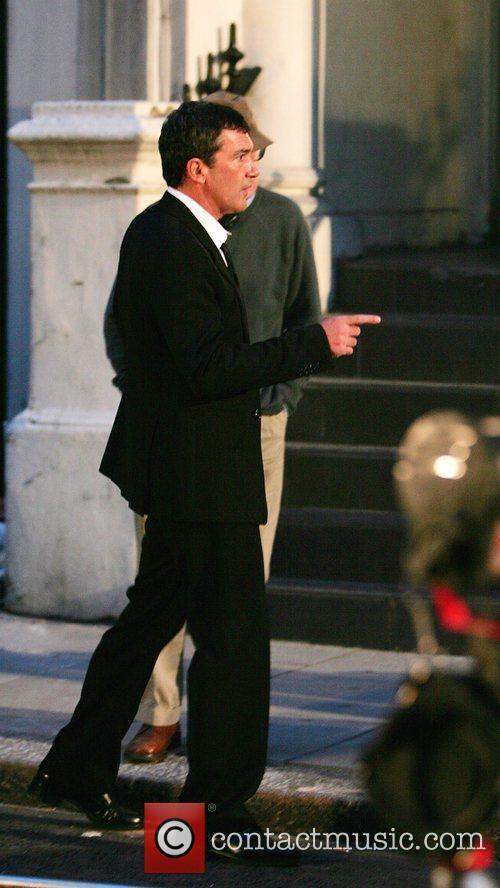 Antonio Banderas and Woody Allen 10