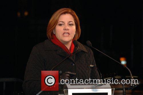 Christine C. Quinn World's AIDS Day 'Light for...