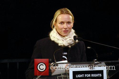 Naomi Watts  World's AIDS Day 'Light for...
