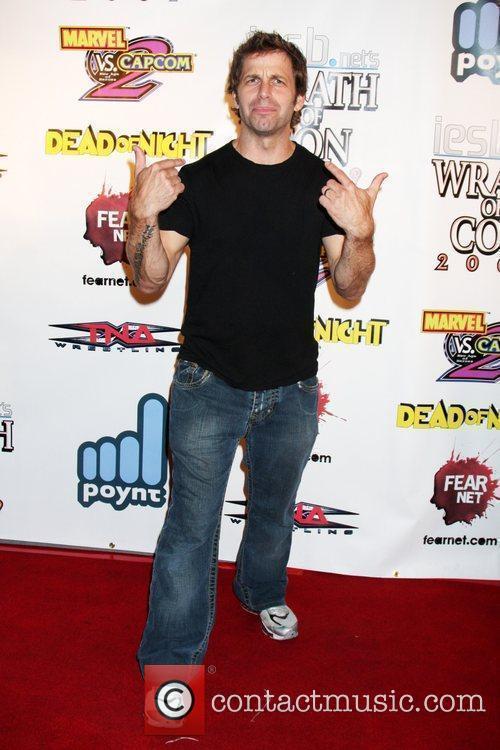 Zach Snyder 2