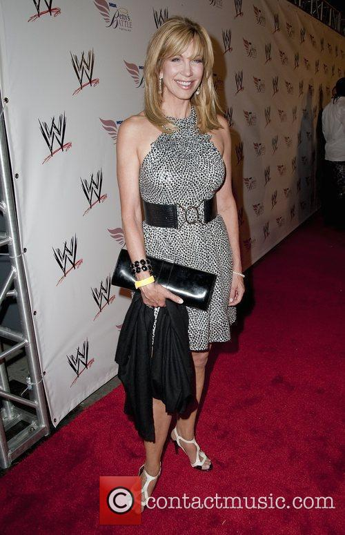Leeza Gibbons  Nancy O'Dell and World Wrestling...