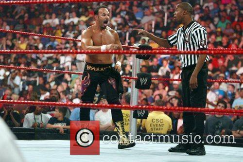 Chavo Guerrero  WWE Raw held at the...
