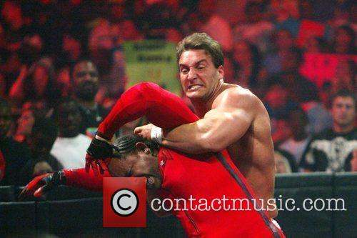 Chris Masters and MVP WWE Raw held at...