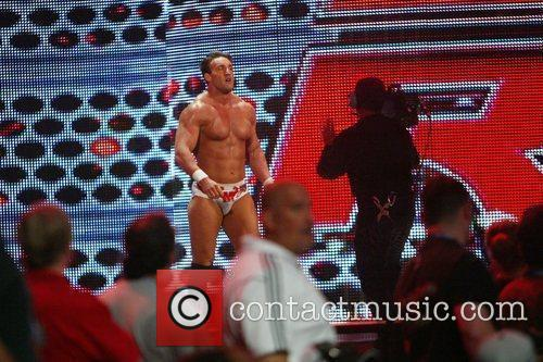 Chris Masters  WWE Raw held at the...