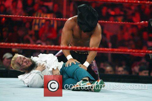 Hornswoggle and Chavo Guerrero WWE Raw held at...