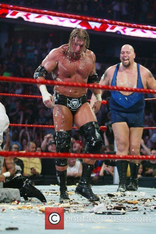 Triple H and Big Show WWE Raw held...