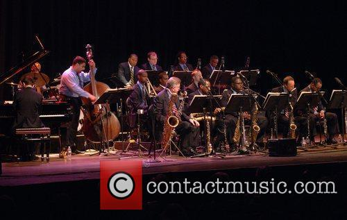 Performs with the Lincoln Center Orchestra at the...