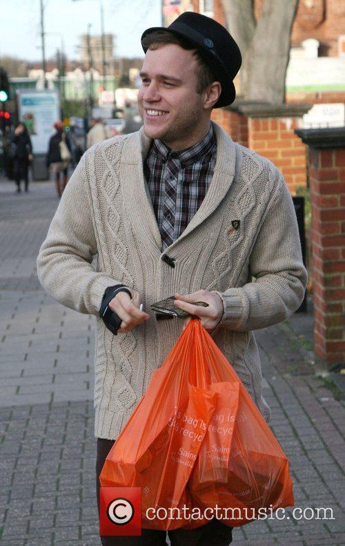 'X Factor' contestant Olly Murs heading back to...
