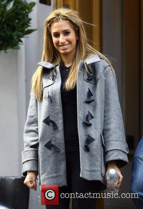 Stacey Soloman The 'X Factor' finalists leave the...
