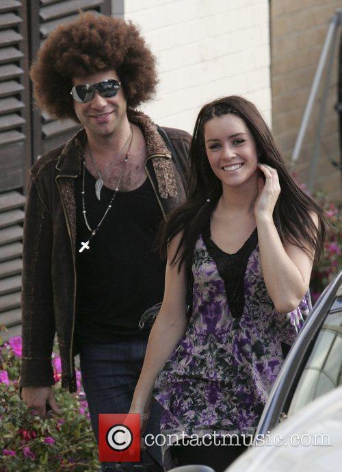 X Factor Finalists - Lucie Jones and Jamie...