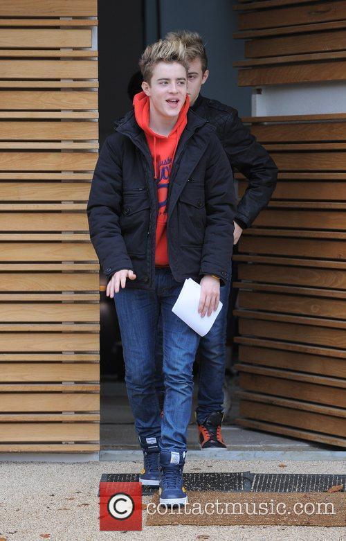X Factor finalist John Grimes leaving The X...