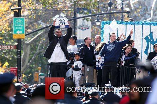 The New York Yankees 2009 World Series victory...