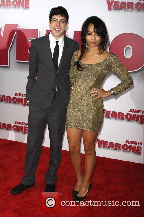 Christopher Mintz-plasse and Zoe Kravitz 3