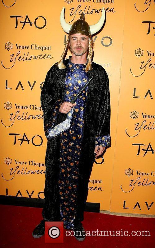 Veuve Clicquot's Yelloween hosted by Ashley Greene and...