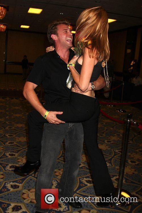 Billy Miller and Michelle Stafford The Young &...