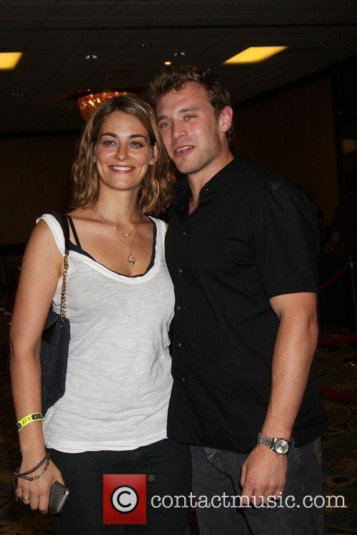 Clementine Ford and Billy Miller The Young &...