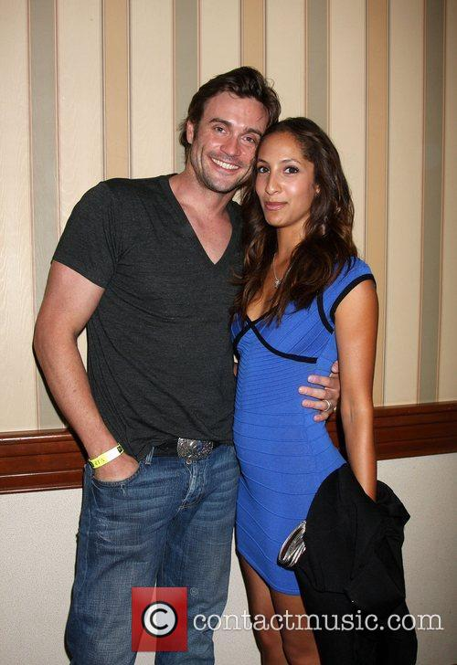 Daniel Goddard and Christel Khalil  The Young...