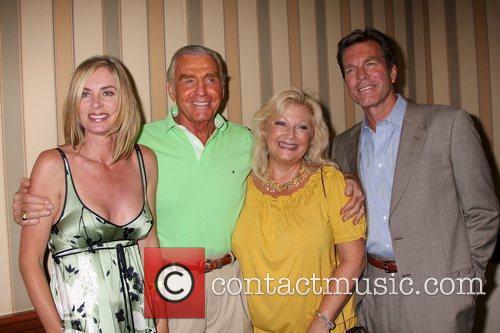 Eileen Davidson, Jerry Douglas, Beth Maitland and Peter...