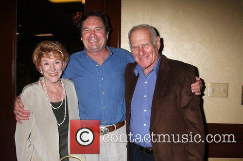 Jeanne Cooper, Beau Kayzer and Michael Fairman