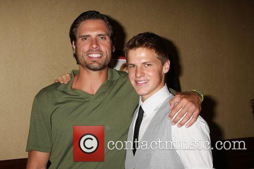 Joshua Morrow and Kevin G. Schmidt The Young...