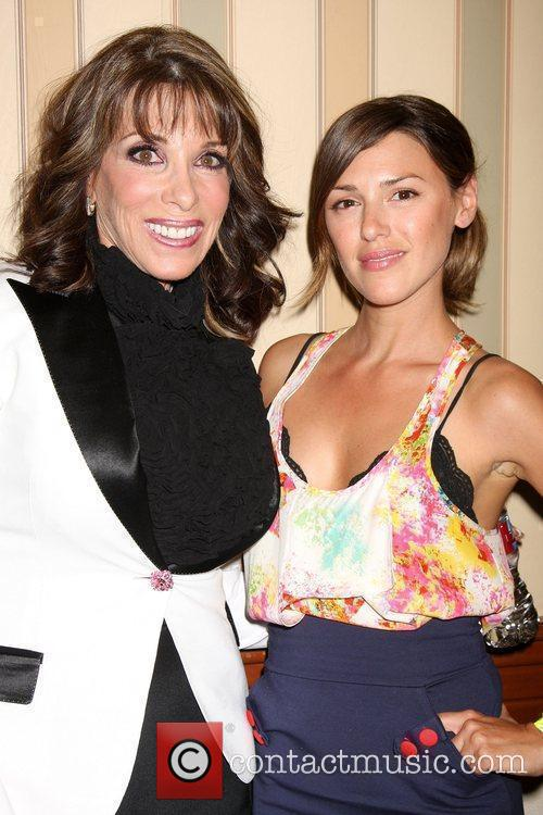 Kate Linder and Elizabeth Hendrickson 2