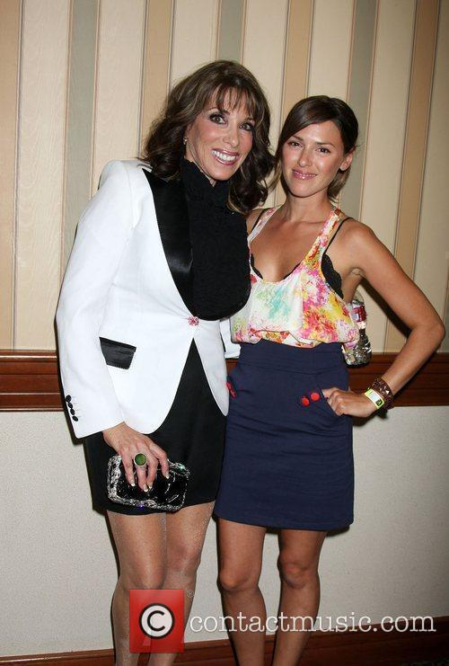 Kate Linder and Elizabeth Hendrickson 1