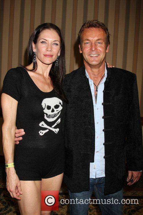 Stacy Hadiuk and Doug Davidson The Young &...
