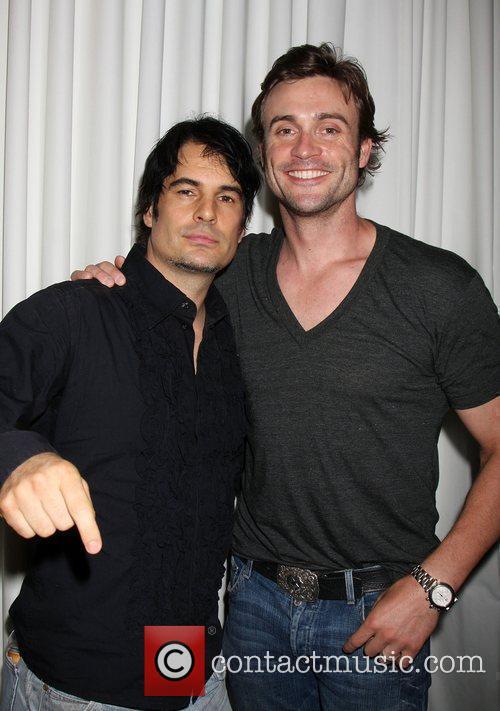 Thom Bierdz and Daniel Goddard The Young &...