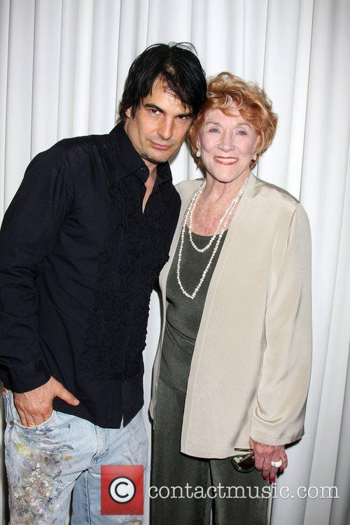 Tom Bierdz and Jeanne Cooper The Young &...